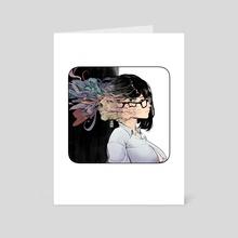 Illusion_Colored - Art Card by Fajri Tabur