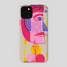 Felecia - Phone Case by Nate Williams