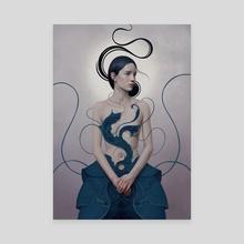 490 - Canvas by Diego Fernandez