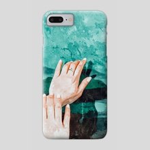 Holy Water - Phone Case by 83 Oranges