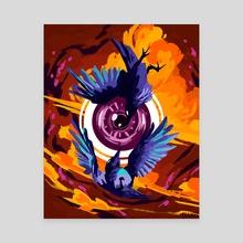 OMEN - Canvas by EGGKIT