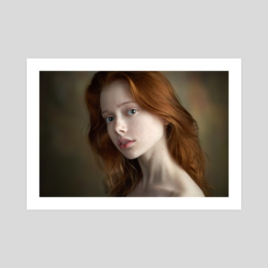 Redhair by Alexander Vinogradov