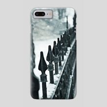 Cast Iron - Phone Case by Robbie Edwards