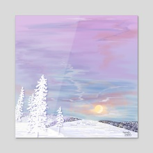 Rainbow colors - Acrylic by Aurealis Creatief