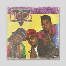 MIGOS - Acrylic by FULALEO