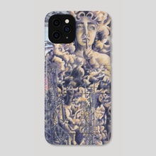 Background Noise - Phone Case by Beth  Brooks