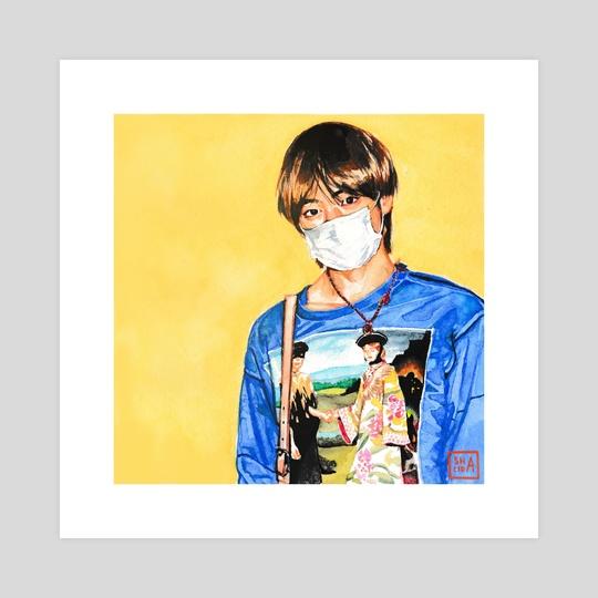 [BTS] Taehyung 180514 by Shalida