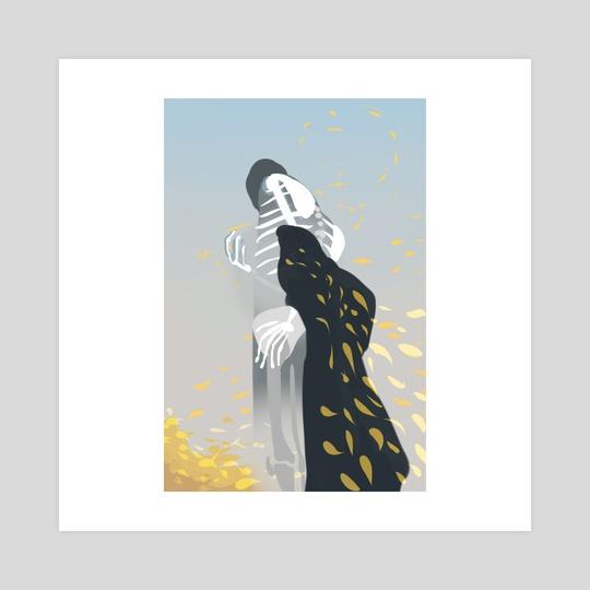 Autumn's Coat by Olivia Chants
