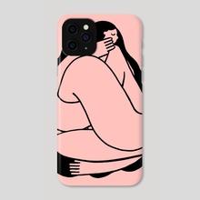 Again - Phone Case by Joseph Patton