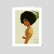 Chavi - Art Card by Lucrezia Battelli