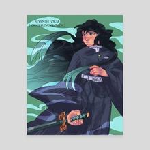 muichiro - Canvas by bignewts !!