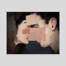 Untitled 652 - Canvas by Daniele Dima