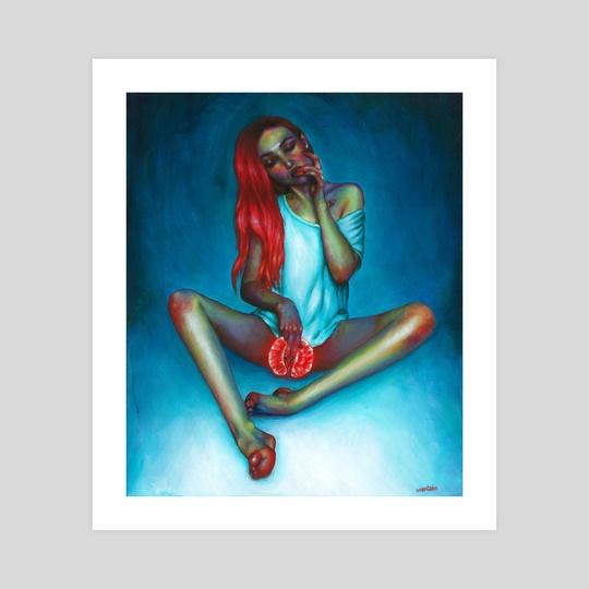 Self-love by Olesya Umantsiva