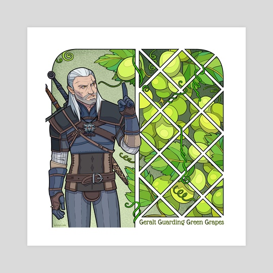 G for Geralt by Aviv Or
