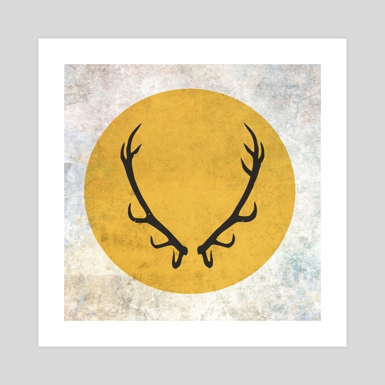 Game of Thrones - Baratheon House by Andres Sc