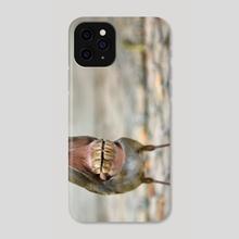 Big Mouth Bird 4  - Phone Case by Sarah DeRemer