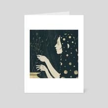 Lau Nau - Art Card by Max Elbo
