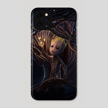 Groot - Phone Case by Mashz