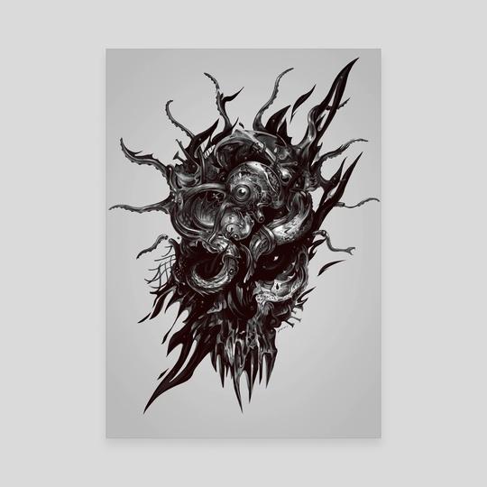 Mare Mortem by Jędrzej Chełmiński