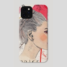 Aries  - Phone Case by Rebecca Bradley
