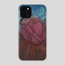 Fledgling - Phone Case by Limn Illustration