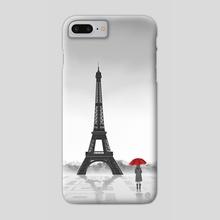 Paris - Phone Case by Carolina Matthes