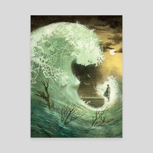 Wave by Anna and Elena Balbusso Twins