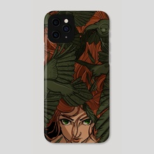 A Murder of Crows - Phone Case by Jessica Trevino