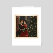 Christmas 2020 - Art Card by Gloomi