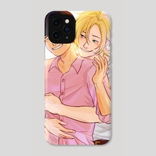 Soft Asheiji - Phone Case by Alexgv