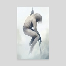 Pole - Canvas by Juho Laitila