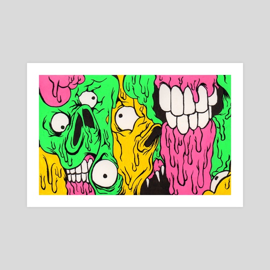 monster mash by Brandon Lepine