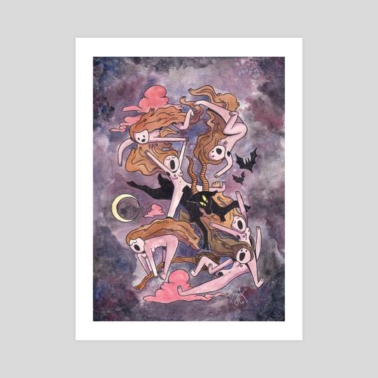Witches' Sabbat by Matt Marblo