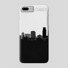 Corpus Christi - Phone Case by Deniz Akerman