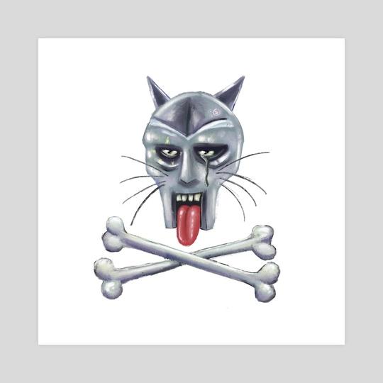 Doomcat by Braulio Perez