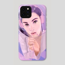 The Taste of Music - Phone Case by Benk