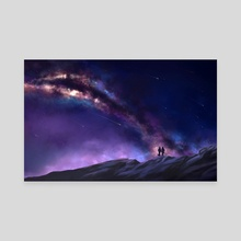 Discovery - Canvas by Aurora Lion