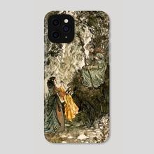 Donkey Skin No. 2 - Phone Case by Shelby Elizabeth