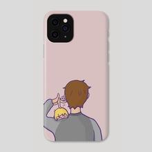 POCKET LOVER - Phone Case by Ka Ka