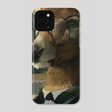 Deer Portrait - Phone Case by Nomax