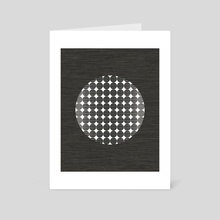 MOIRE no.4 - Art Card by Thedor