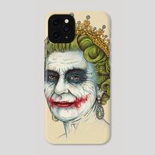 God Save the Villain - Phone Case by Enkel Dika