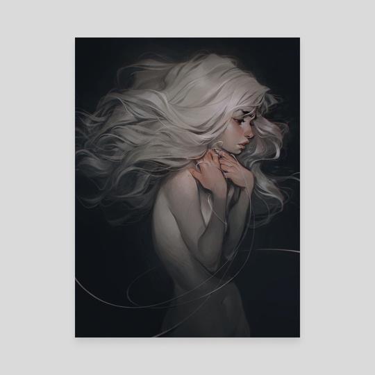 ghost by Lois van Baarle
