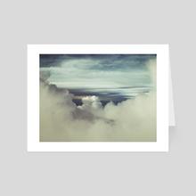 Color Sky #7 - Art Card by Matthew Edward