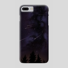 Smoky Milky Way - Phone Case by Jessica Moritz