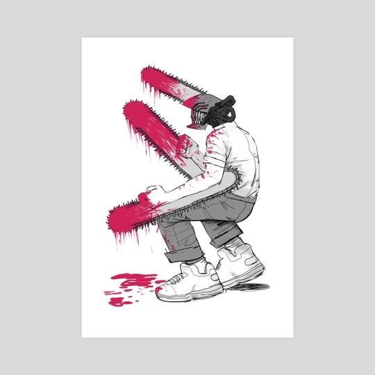 CHAINSAWMAN by Brad Arrieta