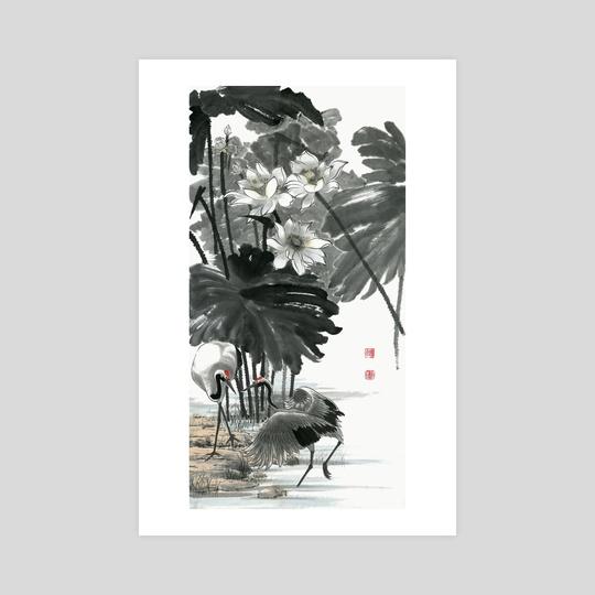 Cranes - 34 by River Han