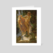 Passerine - Art Card by Sergio Lopez