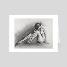 Veronica I - Art Card by Dave Kobrenski