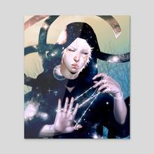 Futures - Acrylic by Lea Faske